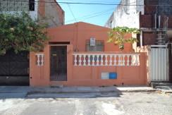 Casa – Rua Abilio Martins, 1133 – Amadeu Furtado
